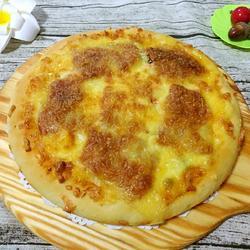 培根彩椒披萨(九寸)