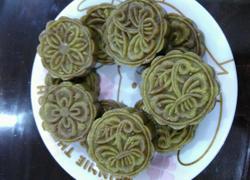 豆沙绿豆糕