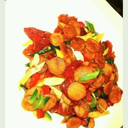 南京牛肉小豆饼