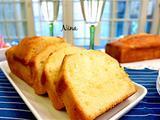 柠香蜂蜜磅蛋糕的做法[图]