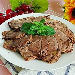五香酱牛肉的做法[图]
