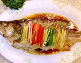 粤式清蒸鱼[图]