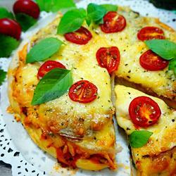 番茄披萨的做法[图]