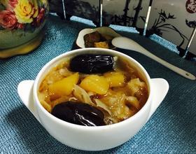 苹果银耳红枣汤[图]
