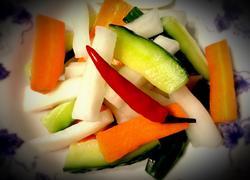 简易自制泡菜