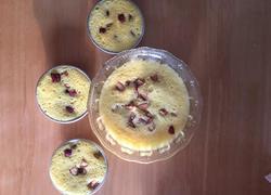 蒸红枣蛋糕
