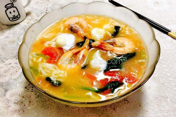 汤面条的做法