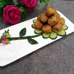 香酥土豆丸子的做法[图]
