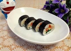 家庭简易寿司