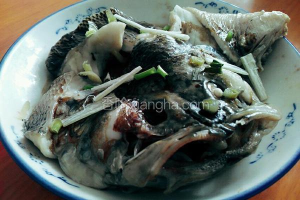 清蒸鲈鱼片