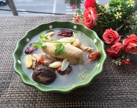 清炖蘑菇土鸡[图]
