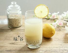 柠檬薏米水[图]