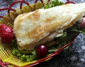 鸡蛋韭菜灌饼[图]