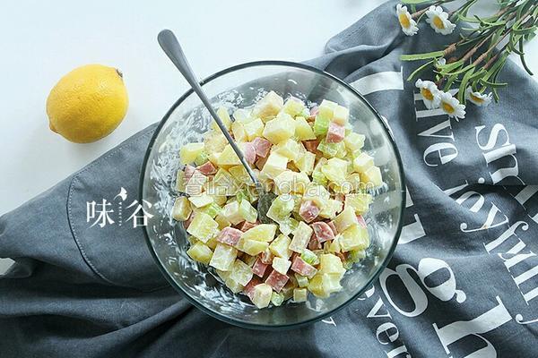 什锦土豆沙拉