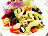 牛肉香菇炒芹菜的做法[图]