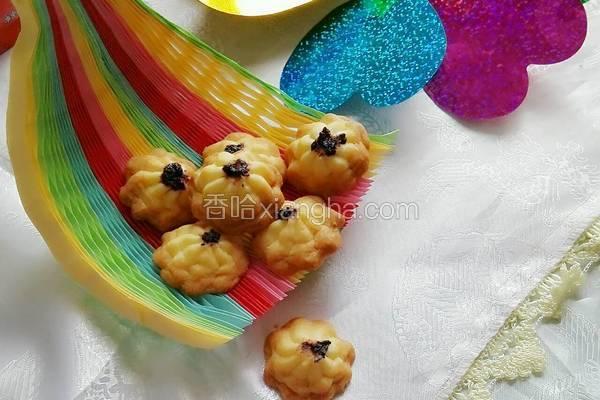 桑椹酱黄油曲奇饼干