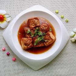 客家煎酿豆腐的做法[图]
