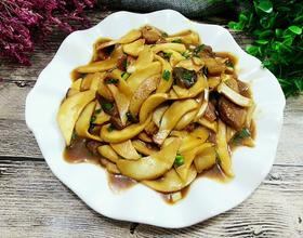 蘑菇炒肉[图]