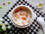 木瓜牛奶的做法[图]