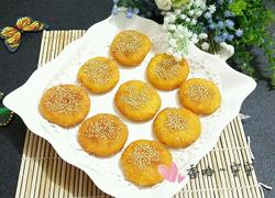 蒜香南瓜饼