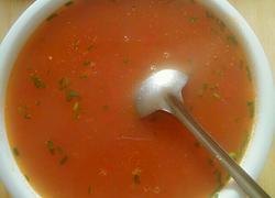 西红柿猪肝汤