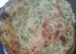 葱花花椒叶油饼