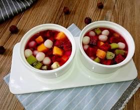 水果小汤圆[图]