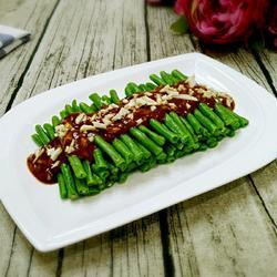 芝香豇豆的做法[图]
