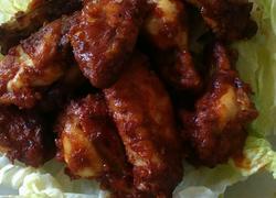 BBQ烤鸡翅