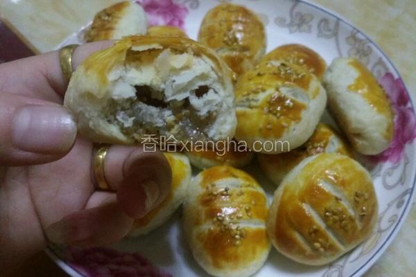 香酥老婆饼