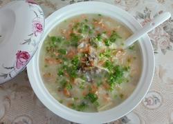 支竹海味粥
