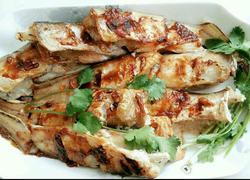 酱香凤尾鱼(电烤箱版)