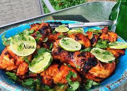 Tandoori烤鸡