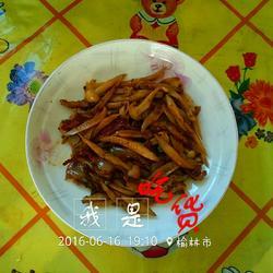 胡油海鲜菇