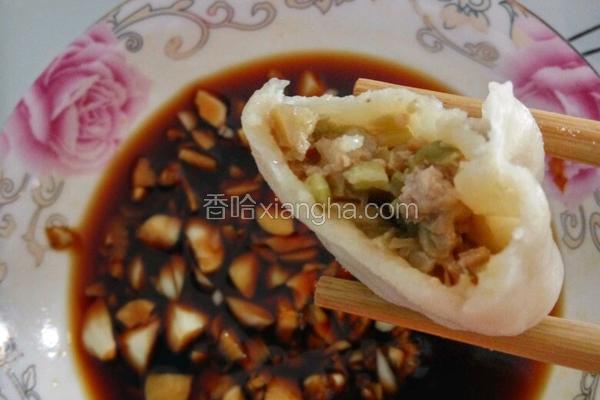 芸豆猪肉水饺