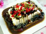 蒜泥豆腐的做法[图]