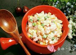 土豆红肠沙拉