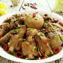 梅干菜排骨