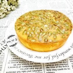南瓜子酸奶蛋糕(6寸)的做法[图]