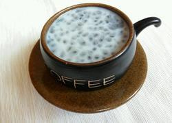 椰汁山粉圆