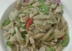 素炒鸡枞菌