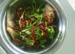 酸菜干锅鲤鱼