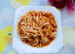 番茄海鲜菇