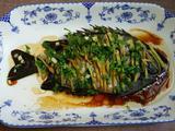清蒸金鼓馒鱼的做法[图]
