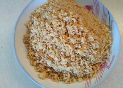 鸡蛋虾米炒饭