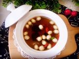 红枣莲子大麦茶的做法[图]
