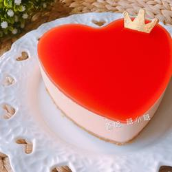 西瓜芝士蛋糕