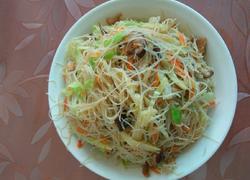 台州小吃炒米面