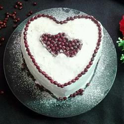心心相印蛋糕