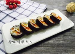 辣酱肉松寿司